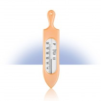 Badethermometer mit Griff