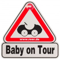 Baby on Tour Autoschild