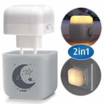 SleepLight 2in1 LED-Beruhigungslicht
